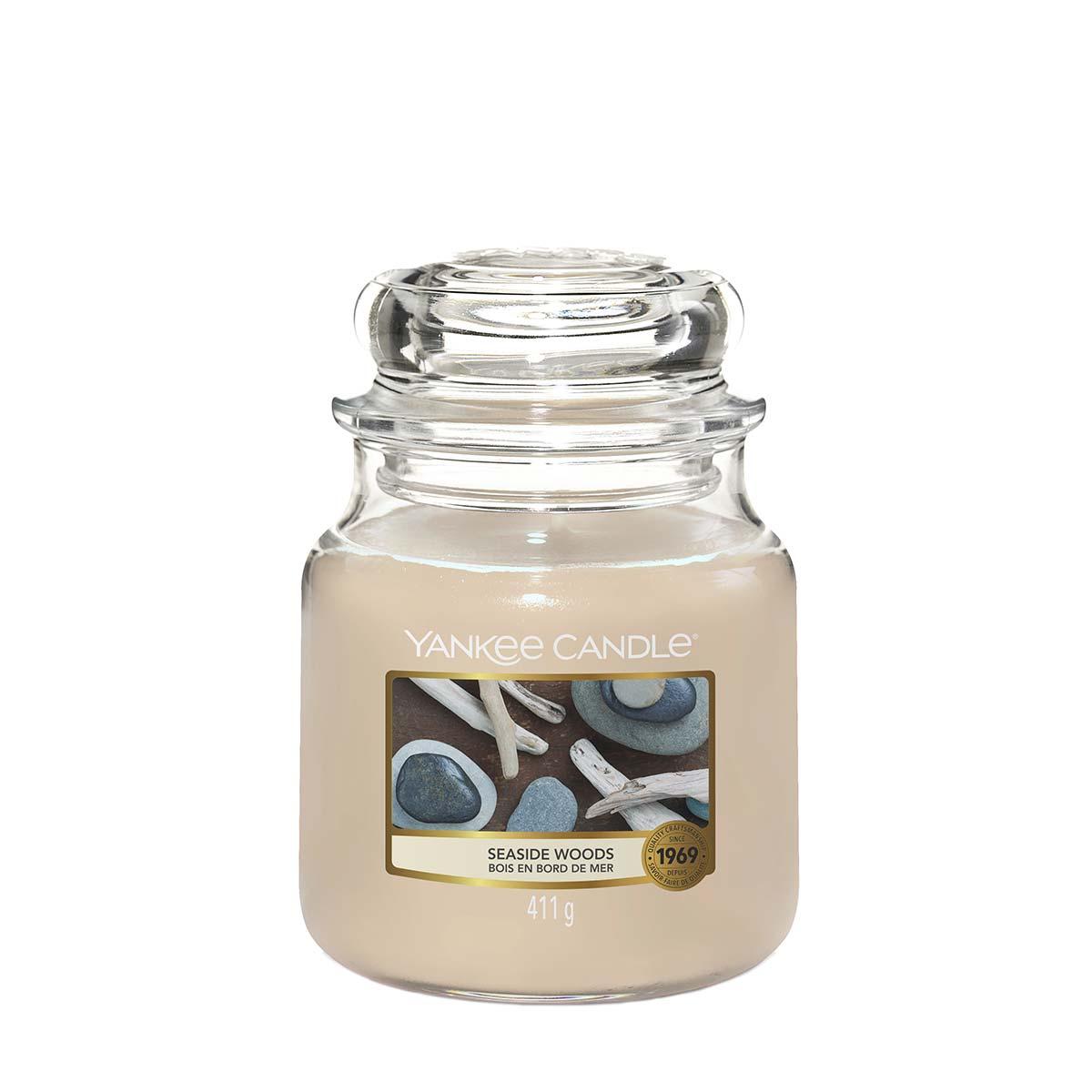 Yankee Candle Jar Medium Seaside Woods