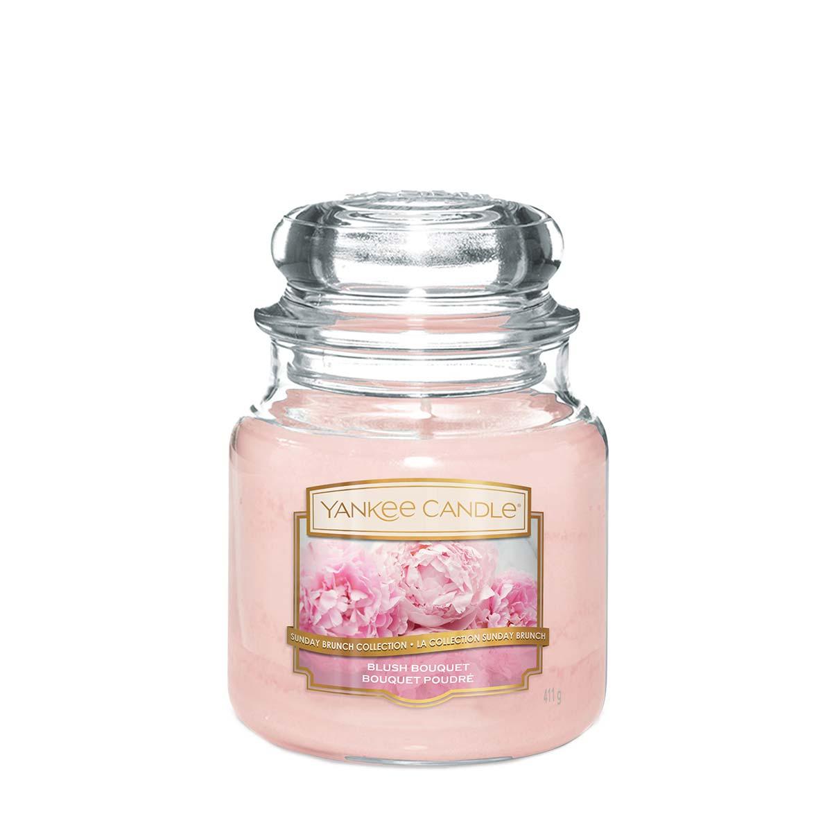 Yankee Candle Jar Medium Blush Bouquet