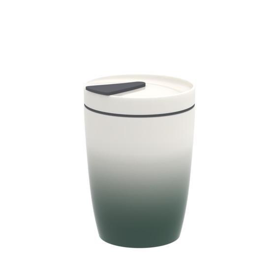 Coffee To Go Mug Green 290ml