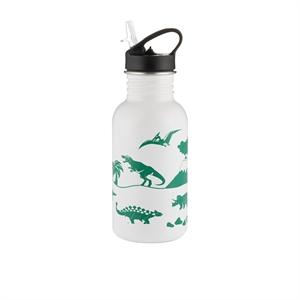 Typhoon Pure Water Bottle Colour Change Dinosaur