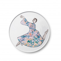 Carrol Boyes Platter Round Dancer28cm