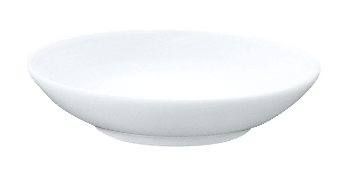 Noritake Arctic White Sauce 9.6x2.2cm
