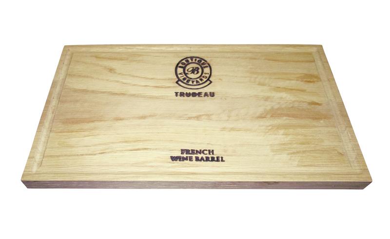 Oak Steak Board Small 38cmx22cmx2cm