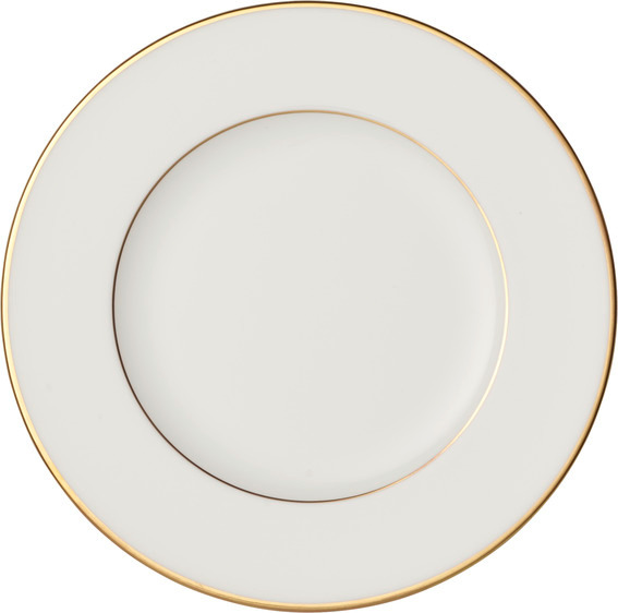 Anmut Gold Bread & Butter Plate 16cm