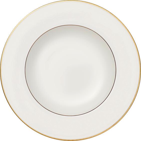 Anmut Gold Deep Plate 330ml