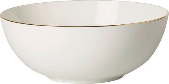 Anmut Gold Salad Bowl 23cm