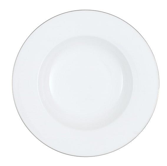 Anmut Platinum No 1 Deep Plate 330ml