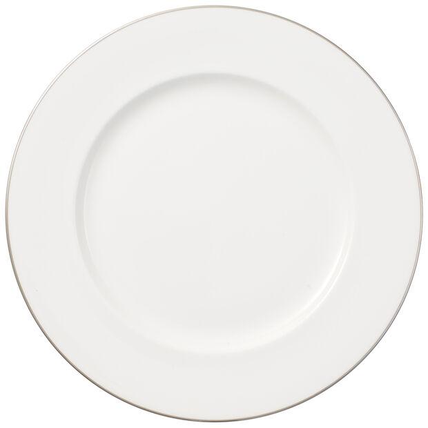 Anmut Platinum No 1 Round Platter 33cm