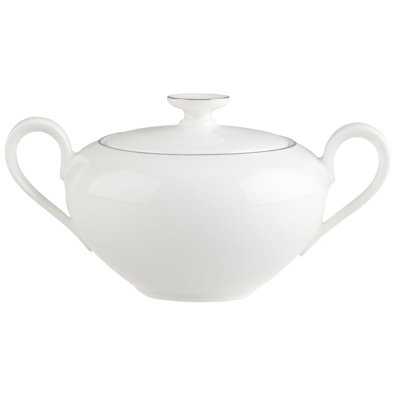 Anmut Platinum No 1 Sugar Bowl 350ml