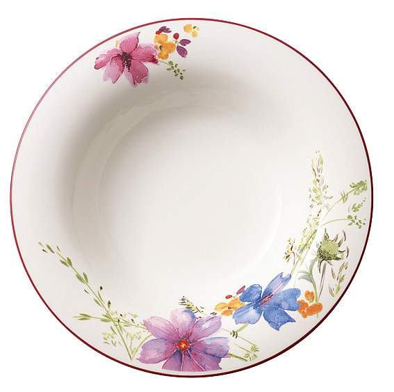 Mariefleur Deep Plate 23cm