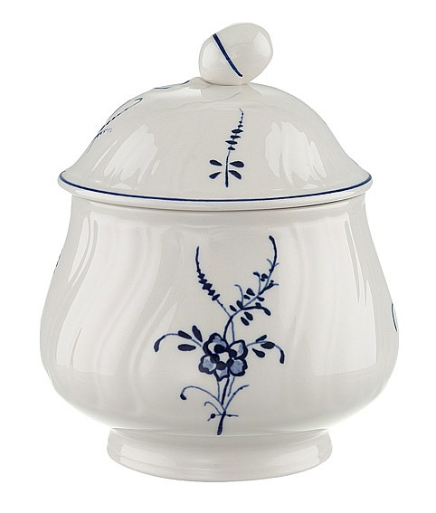 Vieux Luxembourg Covered Sugar Pot 250ml