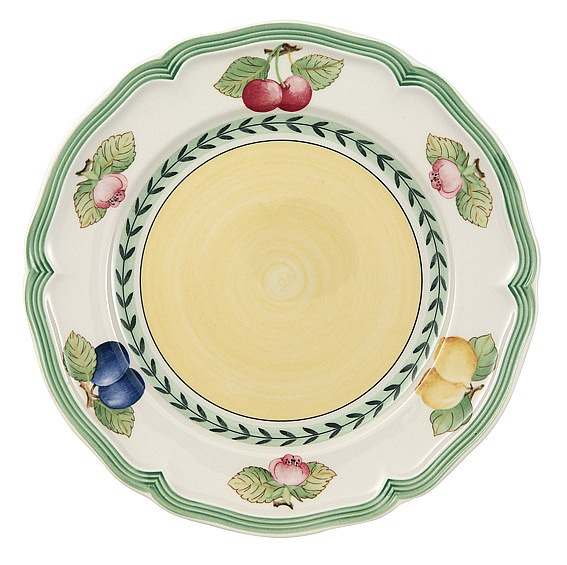 French Garden Fleurence Salad Plate 21cm