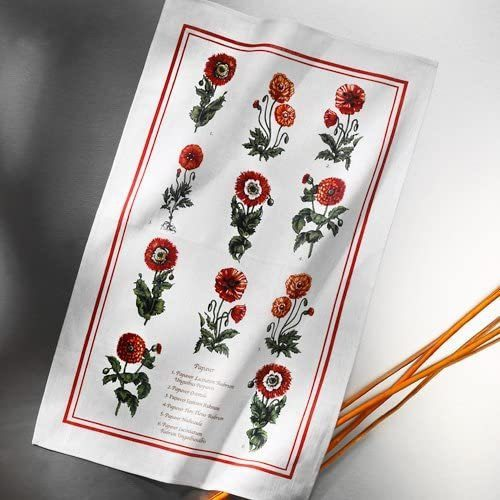 Ulster Weavers Tea Towel Poppies