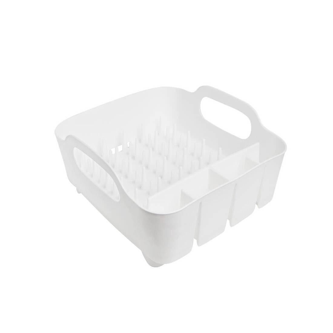 Umbra Tub Dish Rack White