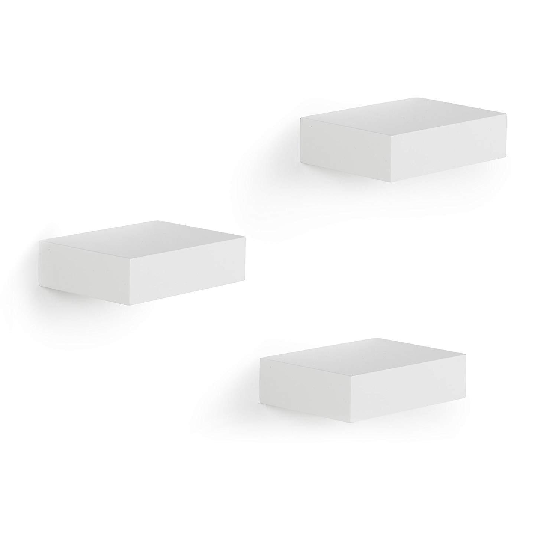 Umbra Showcase Shelves Set of 3 White