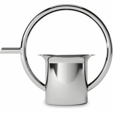 Umbra Quench Watering Can 1L Stainless steel