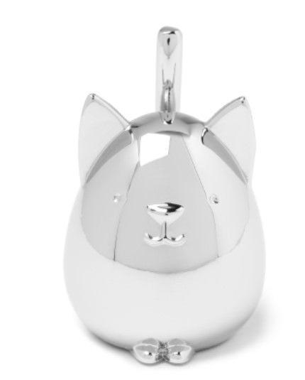 Umbra Squiggy Cat Ring Chrome