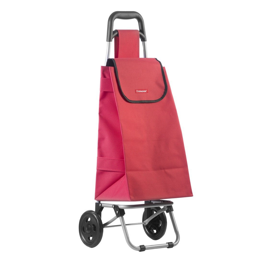 Typhoon Shopping Trolley Red