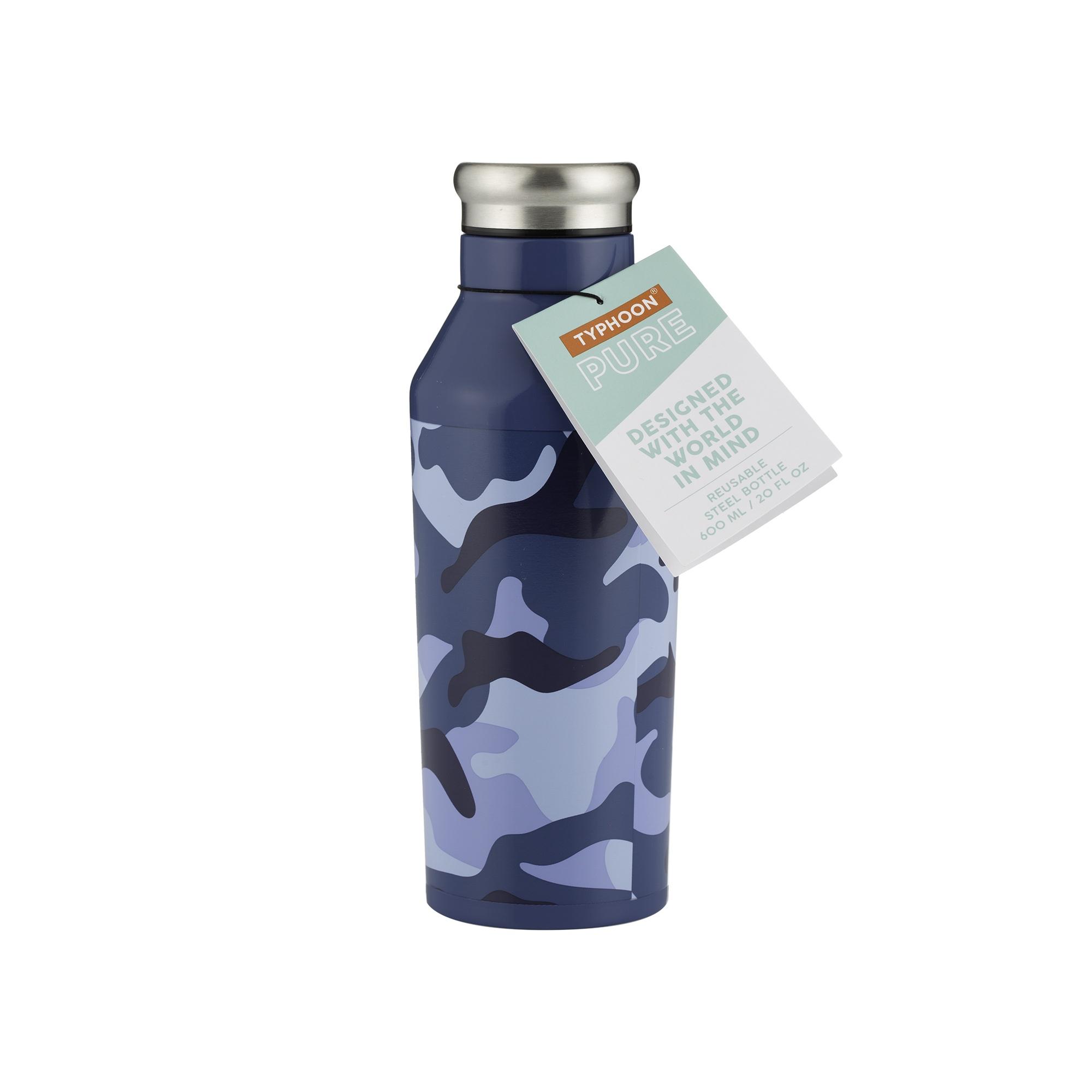 Typhoon Drinking Bottle Camouflage 600ml