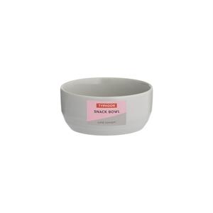 Typhoon Cafe Concept Snack Bowl Grey 4x9cm