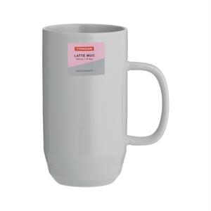 Typhoon Cafe Concept Latte Mug Grey 550ml
