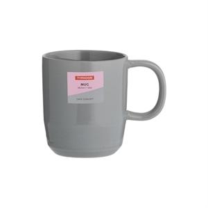 Typhoon Cafe Concept Mug Dark Grey 350ml