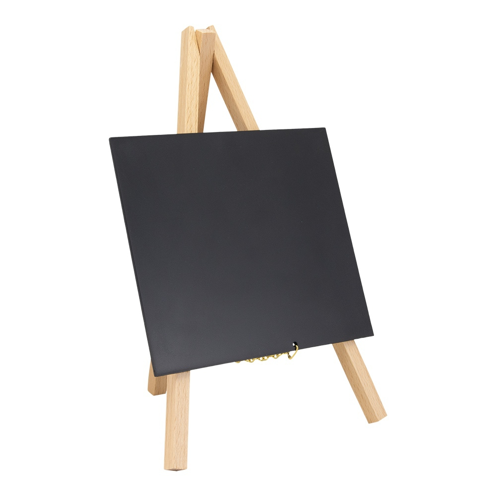 Securit Easel Table Chalkboard Mini & Chalkmarker