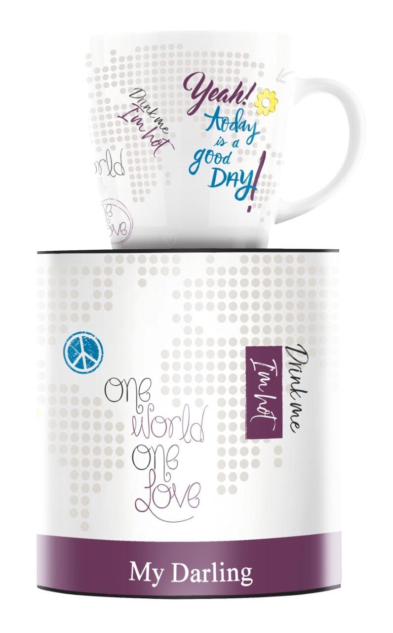 Ritzenhoff My Darling Coffee Mug M.Wullner