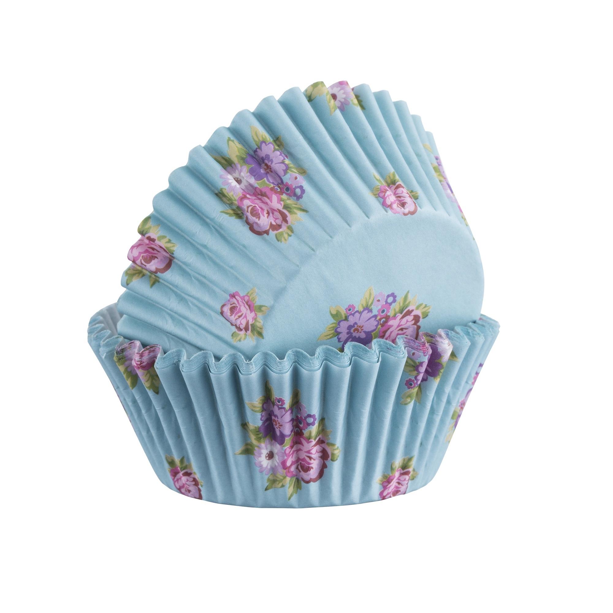 Mason Cash Cupcake Cases Floral 48