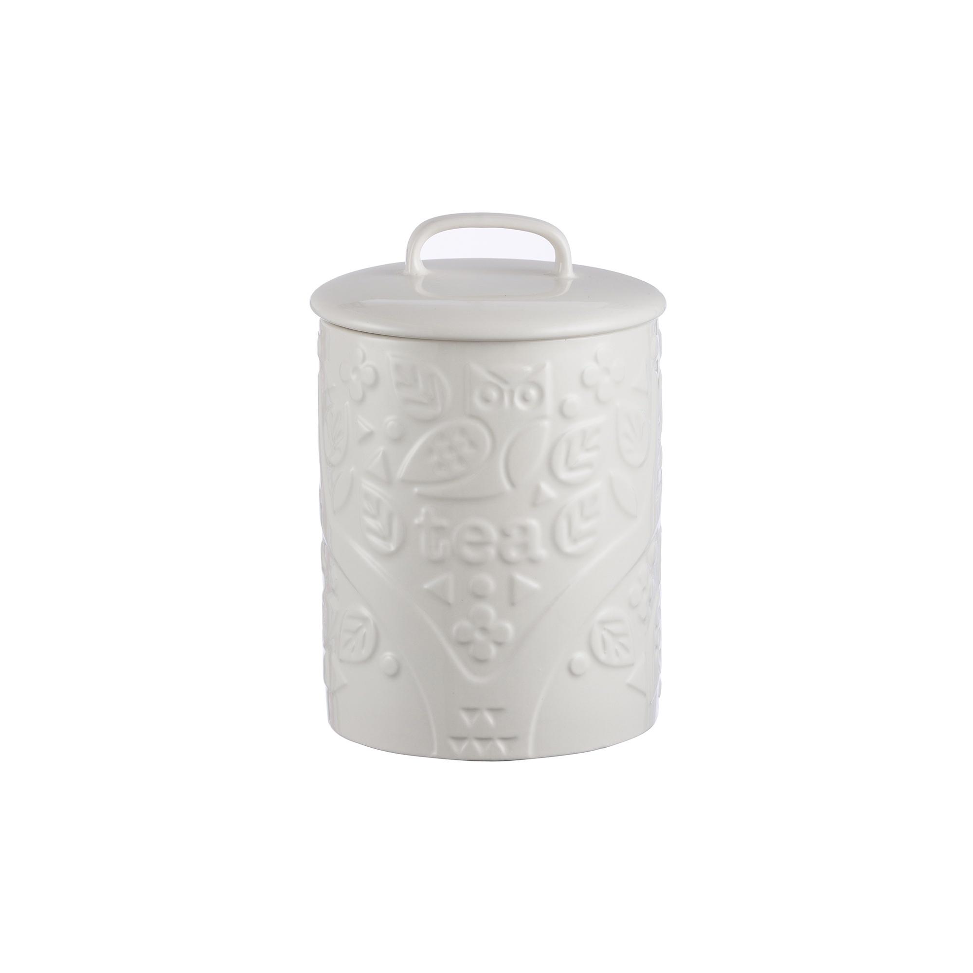 Mason Cash In The Forest Tea Jar