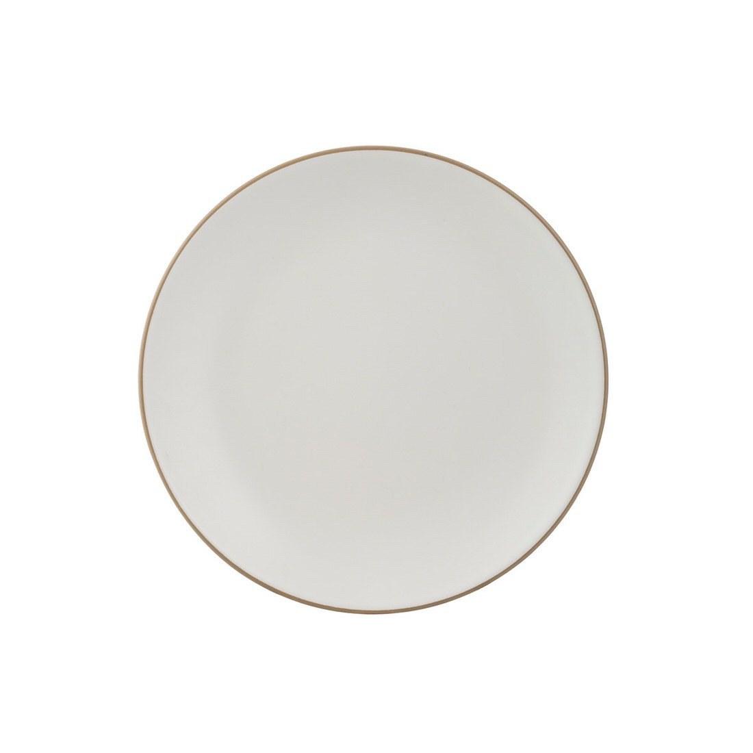 Mason Cash Classic Collect Cream Side Plate 20.5cm