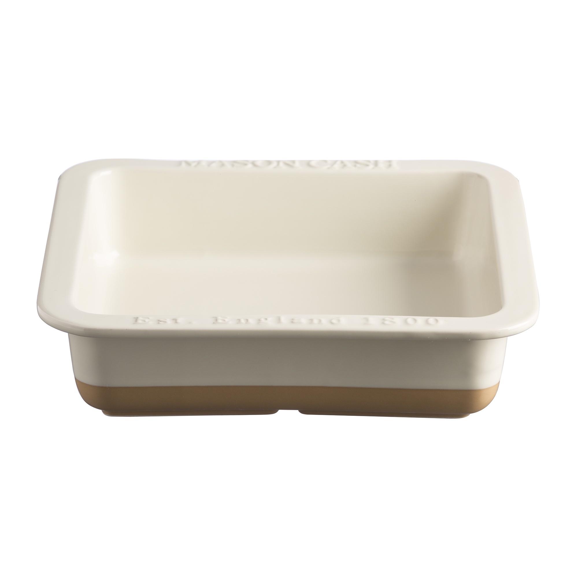 Mason Cash Cane Square Dish 24cm