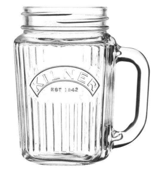 Kilner Vintage Handle Jar 400ml