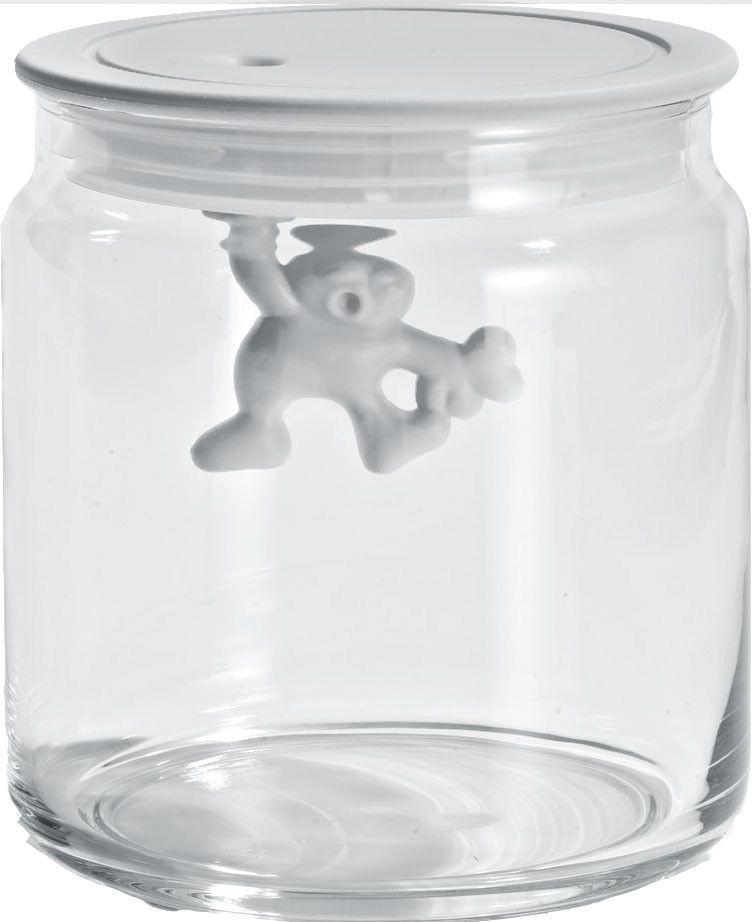 Alessi Gianni Jars White 12cm 700ml