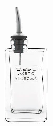 Luigi Bormioli Vinegar Bottle 250ml