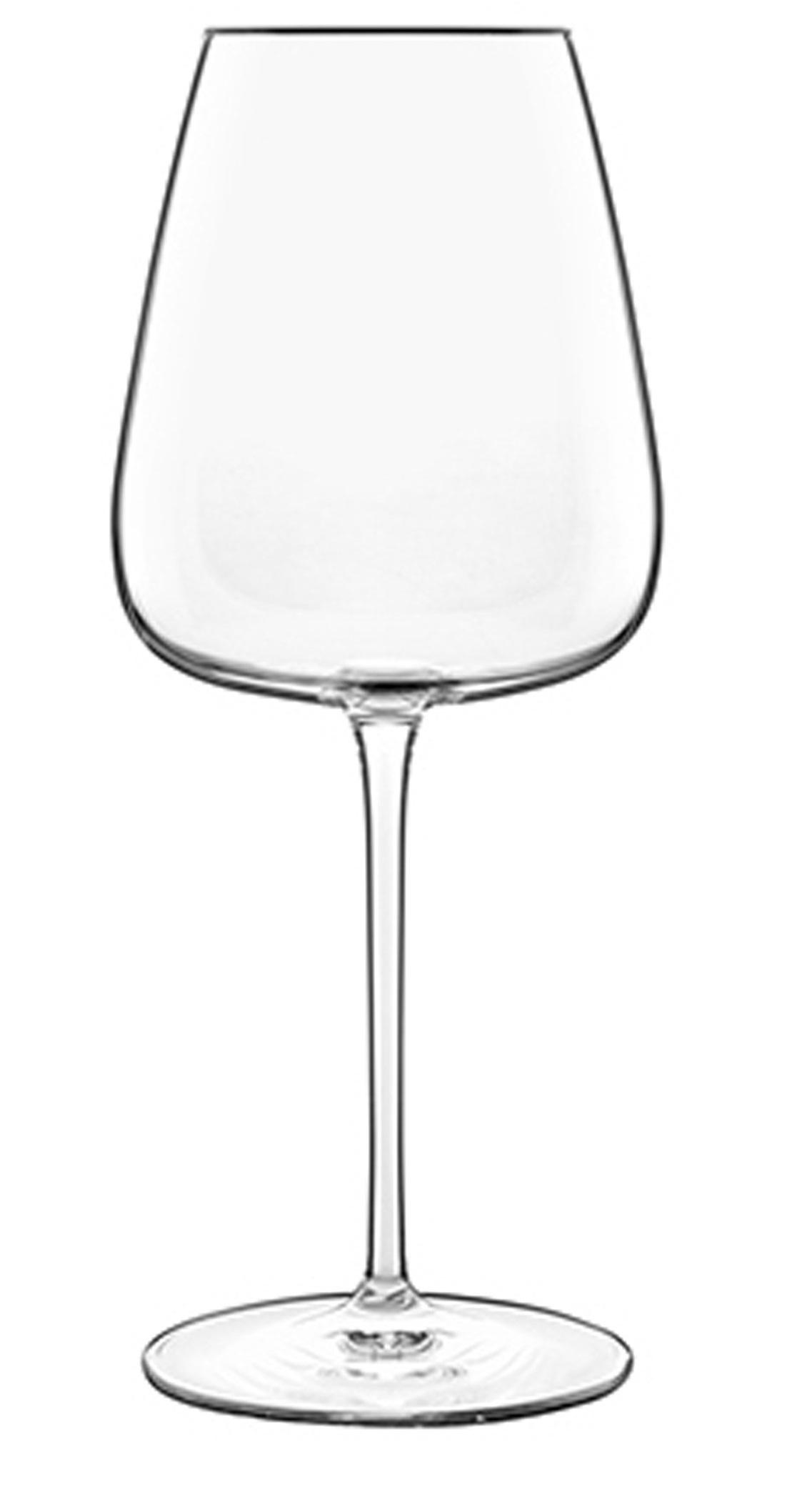 Luigi Bormioli Chardonnay 450ml 4Piece