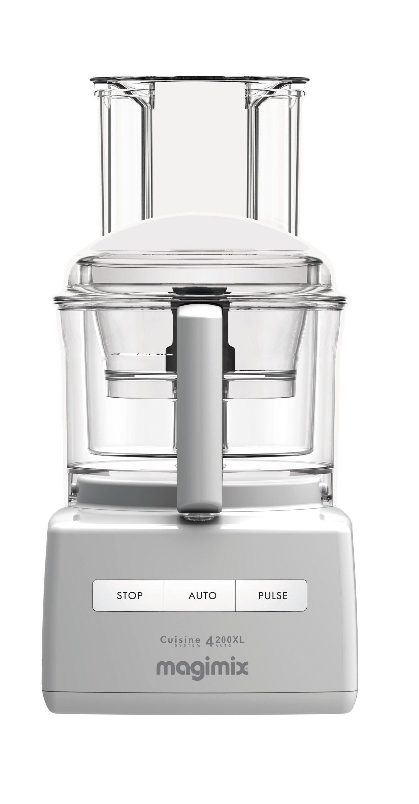 Magimix 4200XL Food Processor White