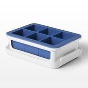OXO Covered Ice Cube Tray Large