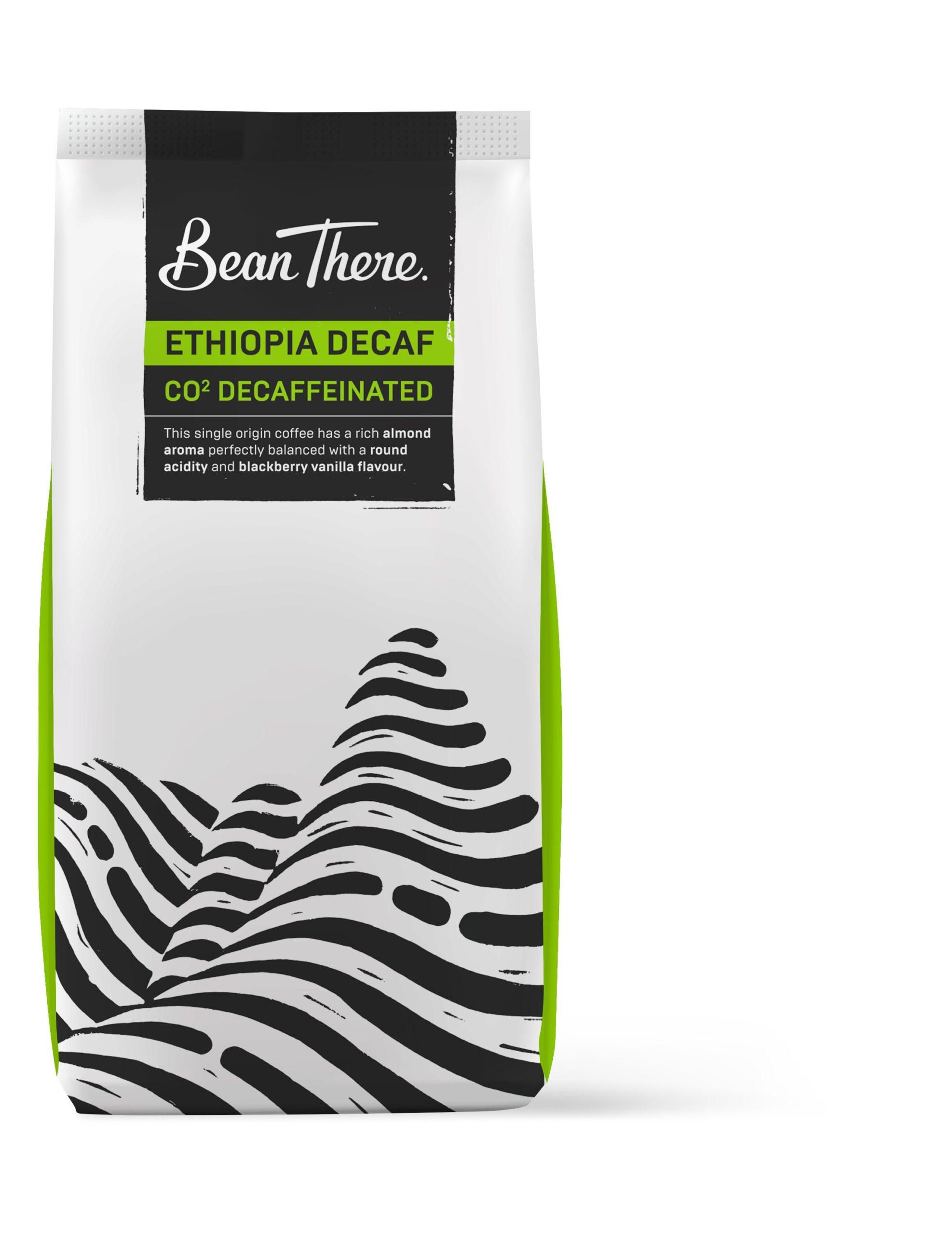 Coffee Beans Ethiopia Decaffeinated 250g