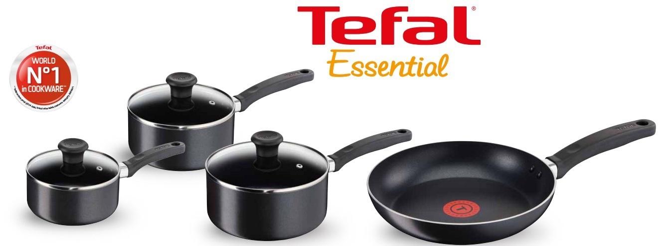Tefal Essential 7 Pieces Set