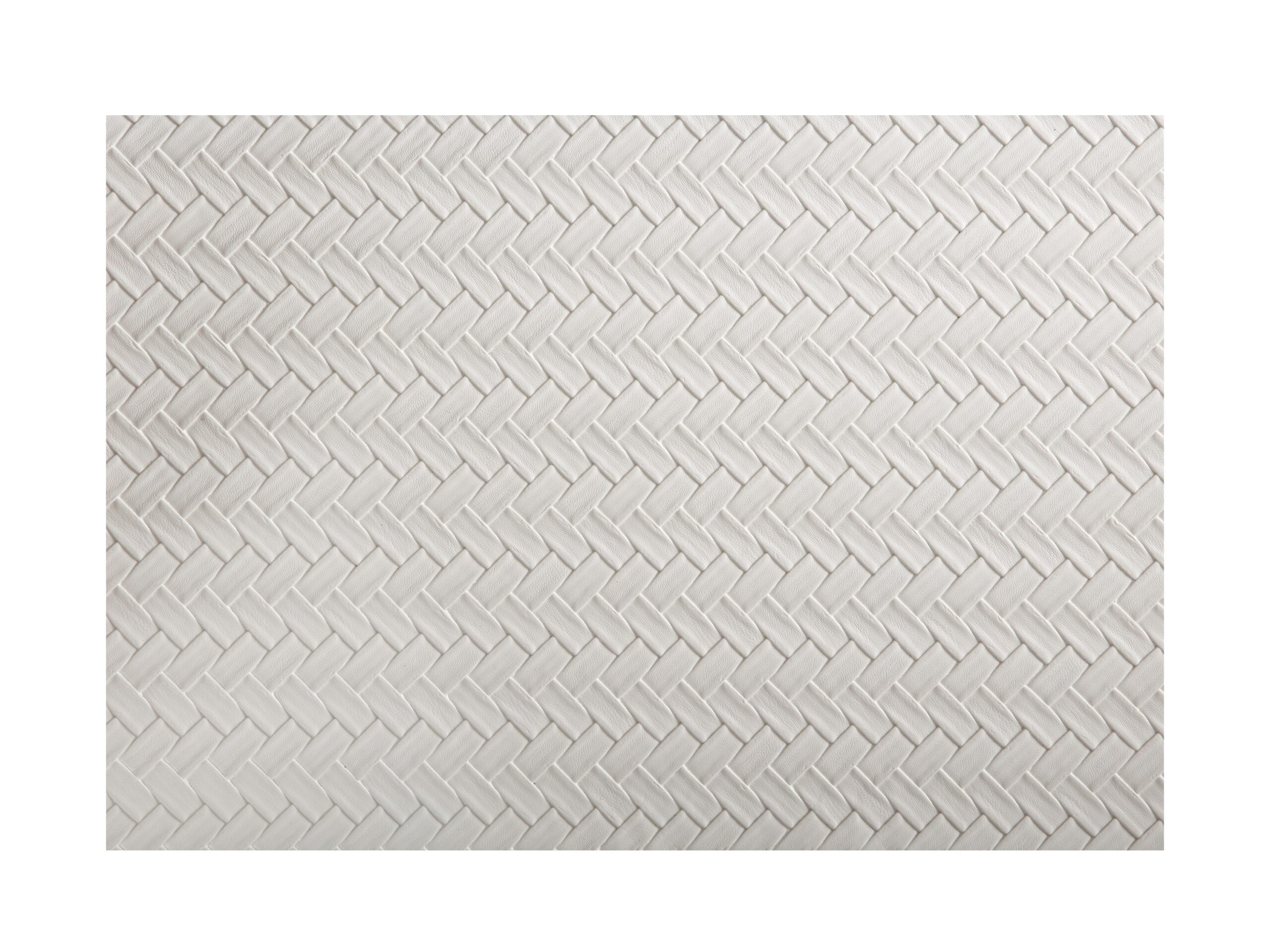 Maxwell Williams Placemat Leather Look Ivory 45x30
