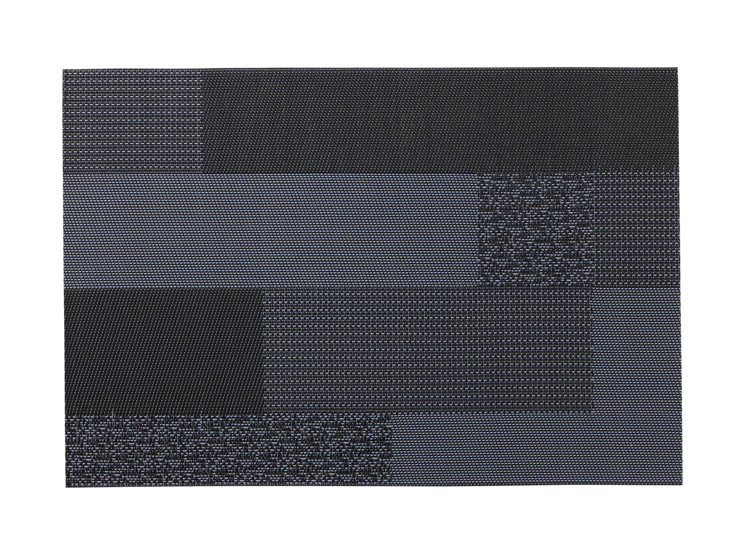Maxwell Williams Placemat Blocks Navy 45x30cm