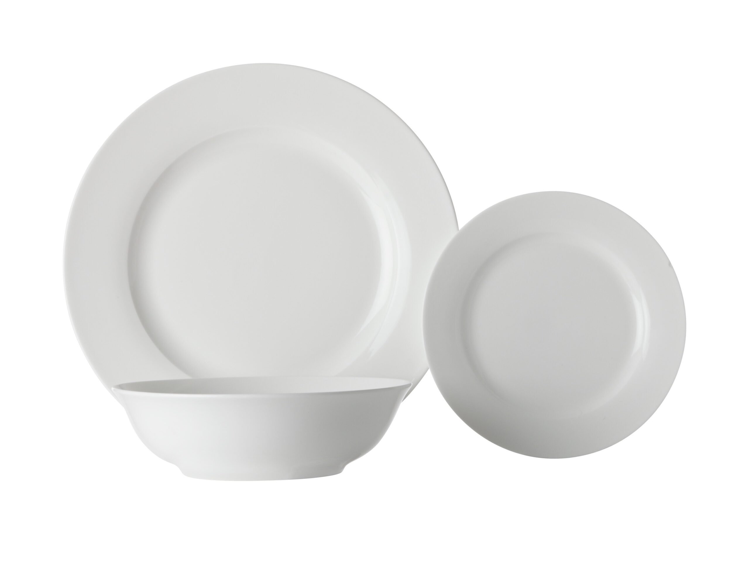 Maxwell Williams Euro Rim Dinner Set of 12 Piece