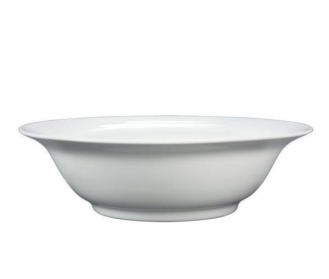 Noritake Arctic White Salad Bowl 23cm