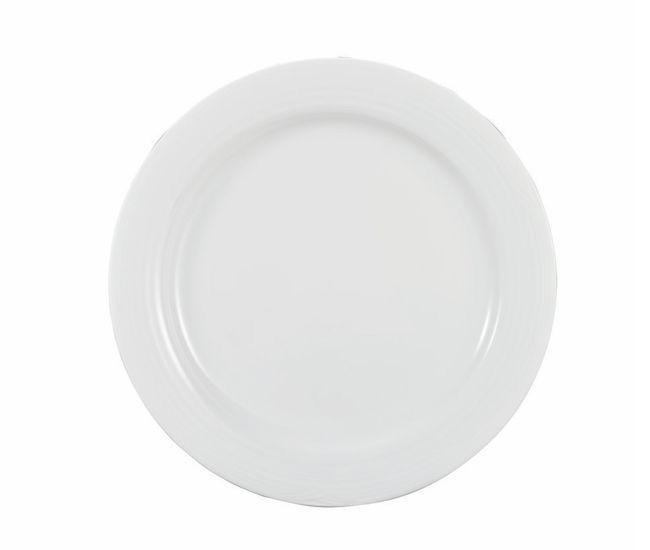 Noritake Arctic White Dinner Plate 27cm
