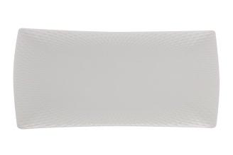 Maxwell Williams Diamonds Rect Platter 40.5x20cm