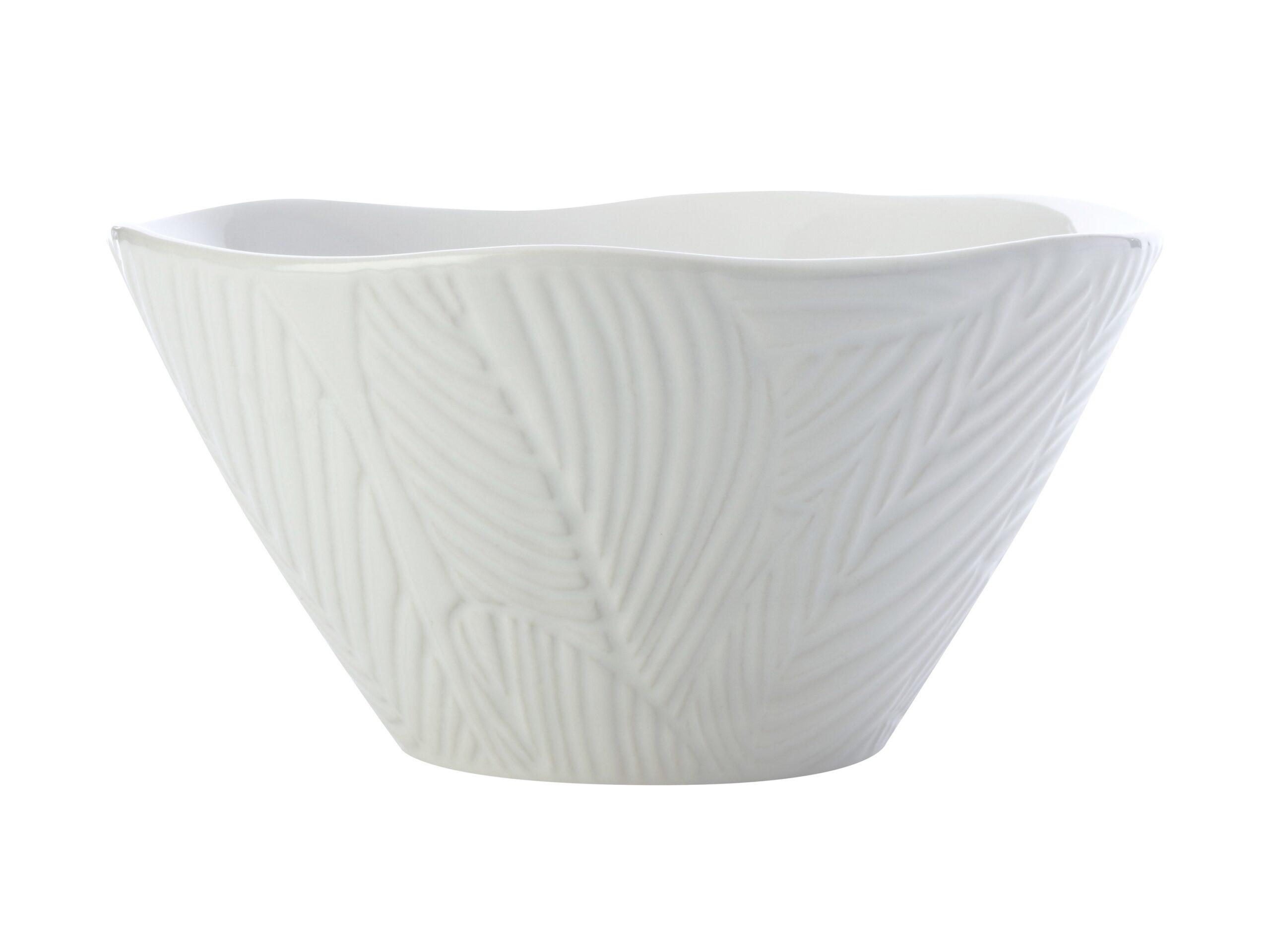 Maxwell Williams Panama Bowl White 15cm