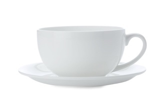 Maxwell Williams Cashmere Cappuccino Cup&Saucer