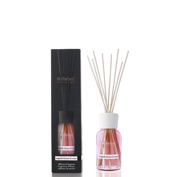 Millefiori Diffuser Reeds Magnolia Blossom 100ml