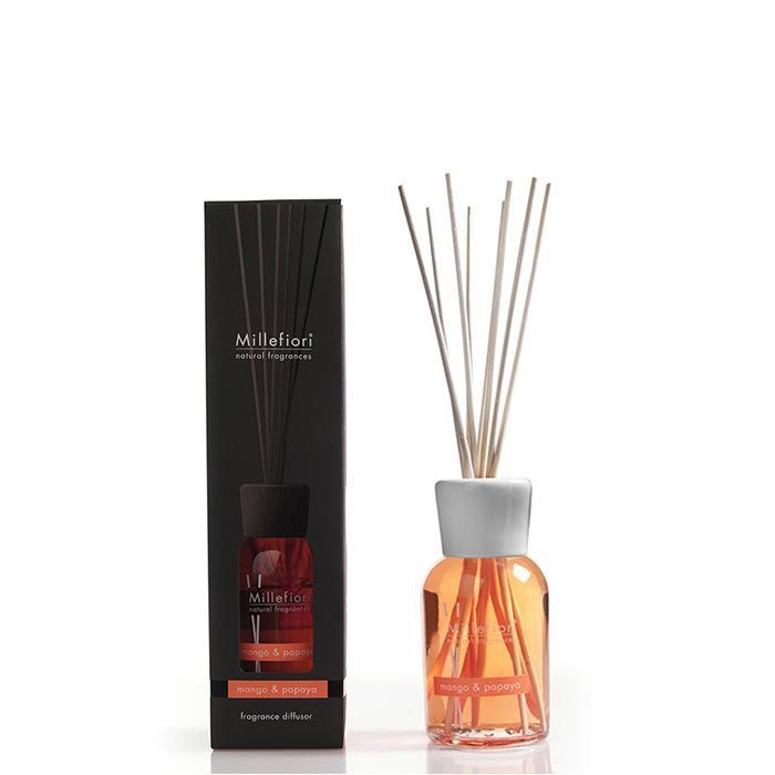 Millefiori Diffuser Reeds Mango & Papaya 100ml